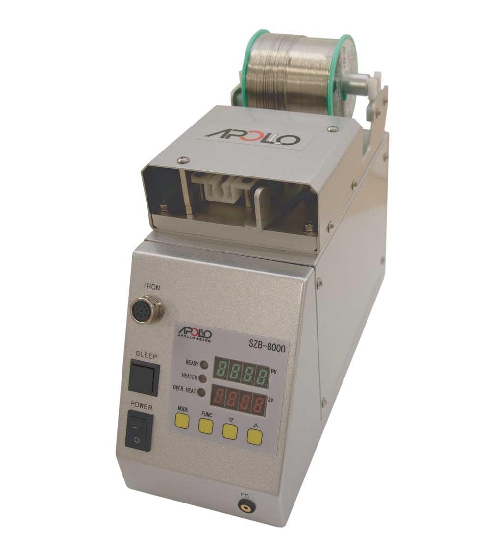 semi automatic iron zsb 8000