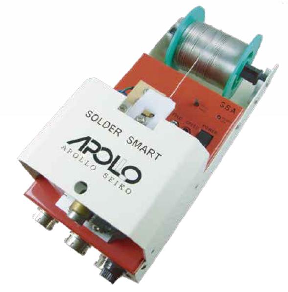 Unité de dévidage de fil pour fer semi automatique