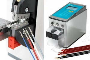 Machine de coupe fil et câbles