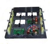 Selective solder frame